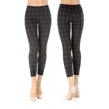 Leggings donna scottish