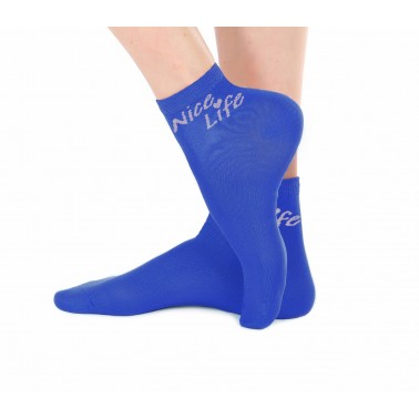 Calza donna Fantasia - Bluette